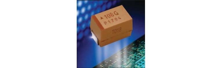 TPM多阳极超低ESR系列钽电容